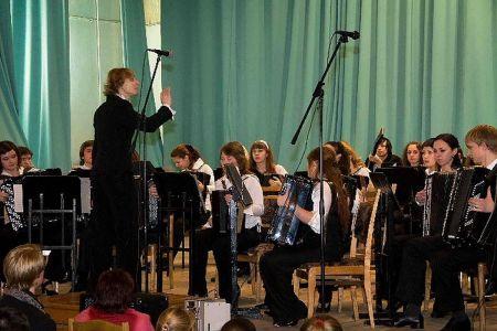 11 Bayan Orkestr