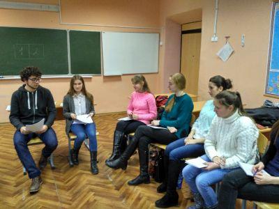 4 Дебют волонтёров-инструкторов