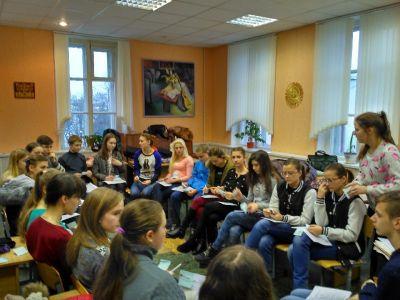 6 Дебют волонтёров-инструкторов
